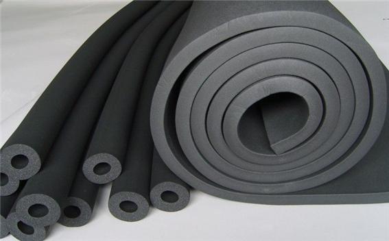 橡塑发泡保温管图片